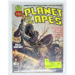PLANET OF THE APES # 27 LOW DISTRIBUTION