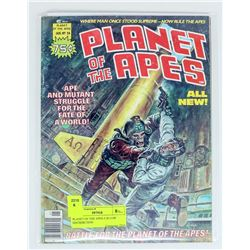 PLANET OF THE APES # 28 LOW DISTRIBUTION