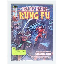 DEADLY HANDS OF KUNG-FU # 13