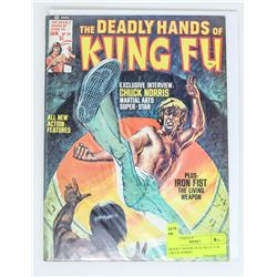 DEADLY HANDS OF KUNG-FU # 20 CHUCK NORRIS