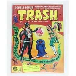 TRASH # 1 STAR WARS PARODY 1978