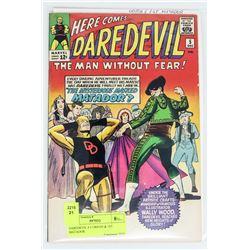 DAREDEVIL # 5 ORIGIN & 1ST MATADOR