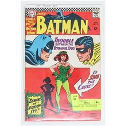 1ST POISON IVY BATMAN W CENTERFOLD