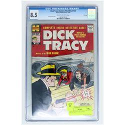 DICK TRACY # 136 CGC 8.5