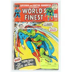 WORLD'S FINEST # 212 SUPERMAN