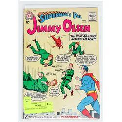 JIMMY OLSEN # 71 SUPERMAN