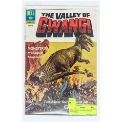 THE VALLEY OF GWANGI # ONE SHOT DELL