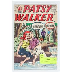 PATSY WALKER # 74