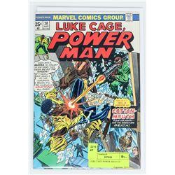 LUKE CAGE POWER MAN # 20