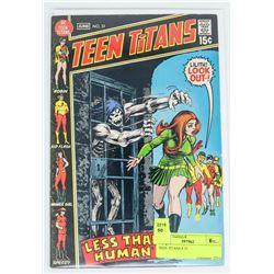 TEEN TITANS # 33