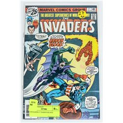 INVADERS # 7 BARON BLOOD