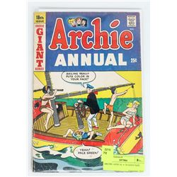 ARCHIE ANNUAL # 18 GIANT SIZE