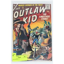 OUTLAW KID # 18