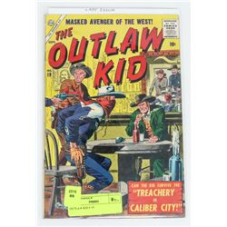 OUTLAW KID # 19