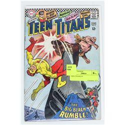 TEEN TITANS # 9