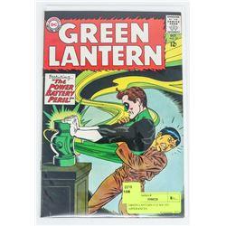 GREEN LANTERN # 32 SIX 1ST APPERANCES