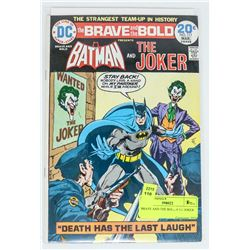 BRAVE AND THE BOLD # 111 JOKER