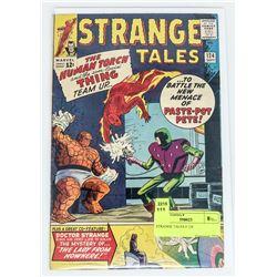 STRANGE TALES # 124
