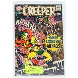 BEWARE THE CREEPER # 1, 2ND CREEPER