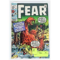 FEAR # 1