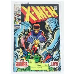 X-MEN # 57, 1ST HAVOK