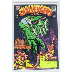 CHALLENGERS OF THE UNKNOWN # 65