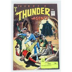 THUNDER AGENTS # 4
