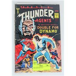 THUNDER AGENTS # 5