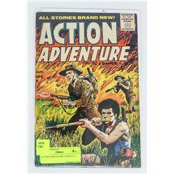 ACTION ADVENTURE COMICS # 3