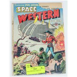 SPACE WESTERN COMICS # 41