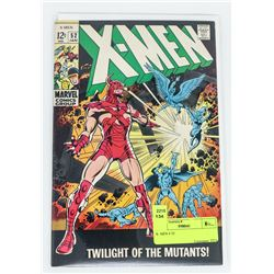 X- MEN # 52