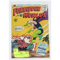 FORBIDDEN WORLDS # 127