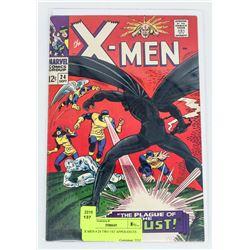 X-MEN # 24 TWO 1ST APPERANCES