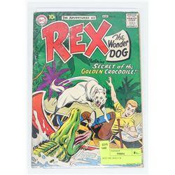 REX THE DOG # 34