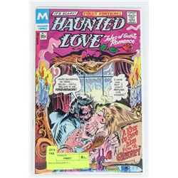 HAUNTED LOVE # 1