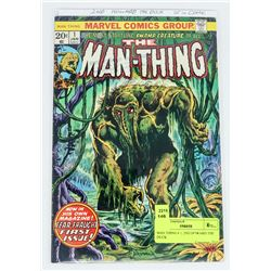 MAN THING # 1, 2ND HOWARD THE DUCK