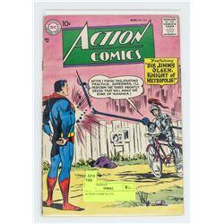ACTION COMICS # 231