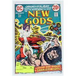 NEW GODS # 11
