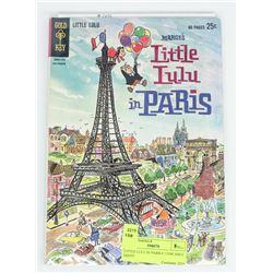 LITTLE LULU IN PARIS # 1 ONE SHOT GIANT