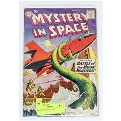 MYSTERY IN SPACE # 51