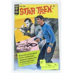 STAR TREK # 2 PHOTO COVER