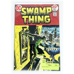 SWAMP THING # 7