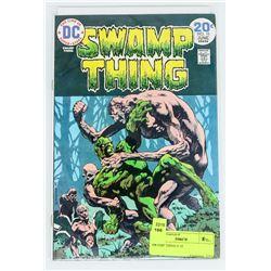 SWAMP THING # 10