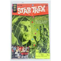 STAR TREK # 3 PHOTO COVER