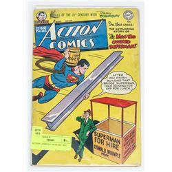 ACTION COMICS # 159 GIANT 1951