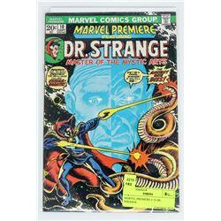 MARVEL PREMIERE # 10 DR. STRANGE