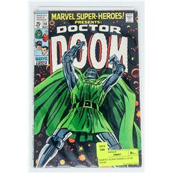 MARVEL SUPER HEROES # 20 DR. DOOM