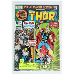 SPECIAL MARVEL EDITION # 1 THOR