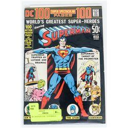 DC 100 PAGE # DC-7 SUPERMAN