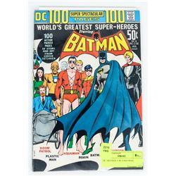 DC 100 PAGE # DC-8 BATMAN